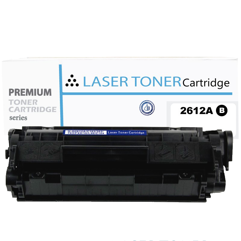 Q2612a 12a Hp Toner Alternativo